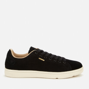 Superdry Men's Premium Vintage Tennis Trainers - Black