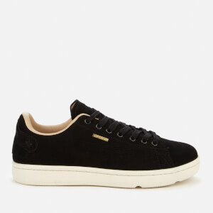 Superdry Women's Premium Vintage Tennis Trainers - Black