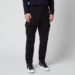 C.P. Company Men's Cargo Pants - Black