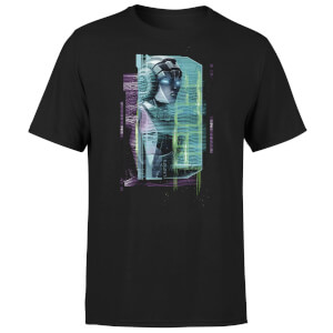 Transformers Arcee Glitch Unisex T-Shirt - Black