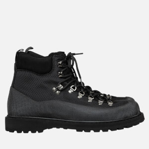 Diemme Men's Roccia Vet Textile Hiking Style Boots - Black