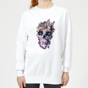 Ikiiki Metamorphosis Women's Sweatshirt - White