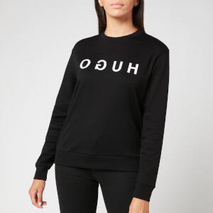 HUGO Women's The Hugo Sweatshirt - Black