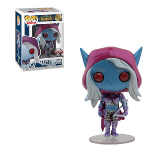 BlizzCon World of Warcraft Metallic Sylvanas EXC Funko Pop! Vinyl
