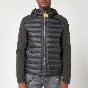 Parajumpers Men's Kinari Soft Shell Hooded Jacket - Black