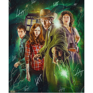 Doctor Who - The Complete Series 6 Limited Edition Steelbook