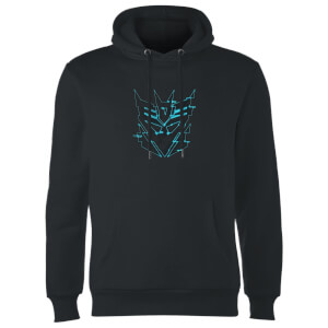 Transformers Decepticon Glitch Hoodie - Black