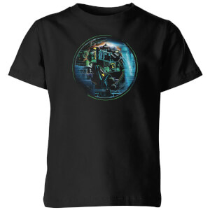 T-shirt Transformers Double Dealer - Noir - Enfants