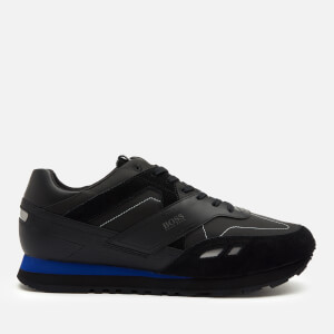 BOSS Business Men's Parkour Run Trainers - Black