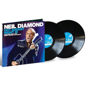 Neil Diamond - Hot August Night III 2LP