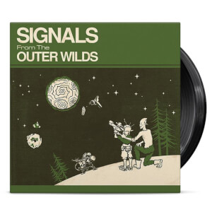 iam8bit - Outer Wilds 2LP