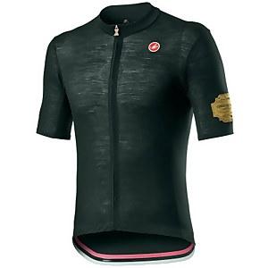 Castelli Giro D'Italia Prosecco Jersey - Bottle Green