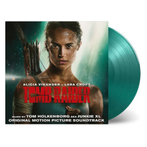 Tomb Raider 2x Colour LP