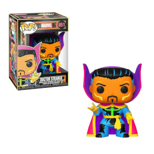 Marvel Doctor Strange Black Light EXC Funko Pop! Vinyl