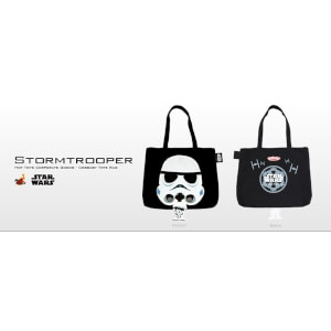 Hot Toys Cosbaby Star Wars Tote Bag - Stormtrooper