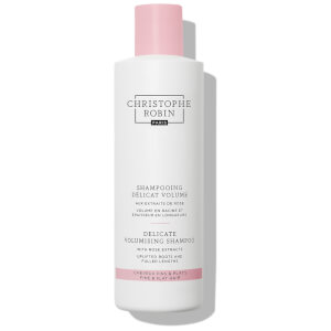 Christophe Robin Volumising Shampoo with Rose Extracts 250ml