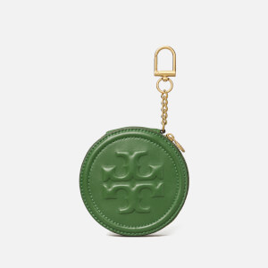 Tory Burch Women's Soft Fleming Coin Pouch - Arugula