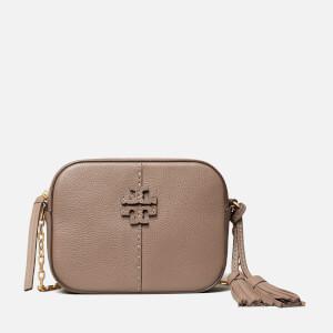 Tory Burch Women's Mcgraw Camera Bag - Silver Maple