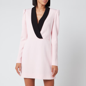 Philosophy di Lorenzo Serafini Women's Tuxedo Dress - Pink