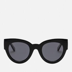 Le Specs Women's Matriarch Sunglasses - Black