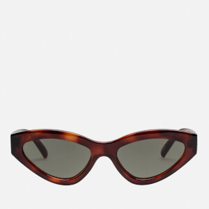 Le Specs Women's Synthcat Sunglasses - Tort