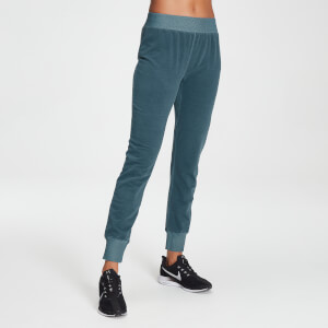 MP Women's Raw Training Washed Joggers - Deep Sea Blue