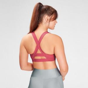 MP Women's Composure Repreve® Sports Bra - Berry Pink