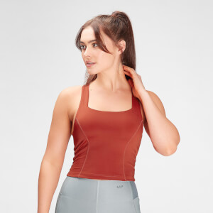 MP Women's Composure Vest- Burnt Red