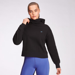 MP Women's Engage Hoodie - Black