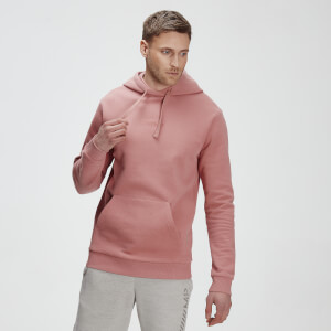 MP Tonal Graphic Kapuzenpullover für Herren – Washed Pink