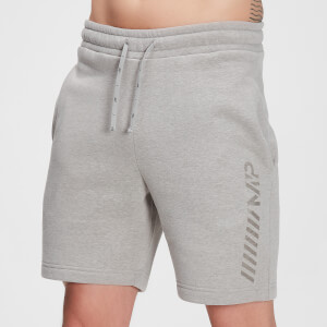 MP Men's Tonal Graphic Sweatshorts – Storm Grey Marl