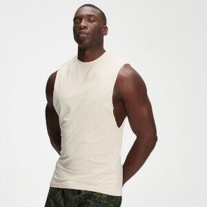 MP Herren Adapt Tonal Camo Tank-Top mit drirelease® – Ecru