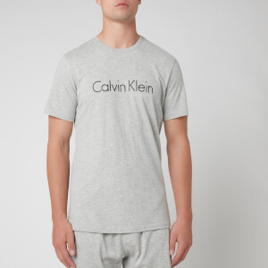 Calvin Klein Men's Crew Neck T-Shirt - Grey Heather