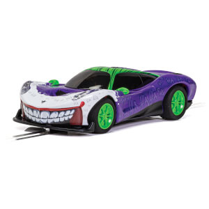 Scalextric Joker Inspired Car - Scale 1:32