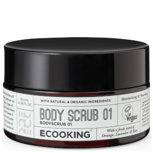 Ecooking Body Scrub 01 300ml