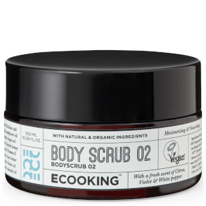 Ecooking Body Scrub 02 300ml