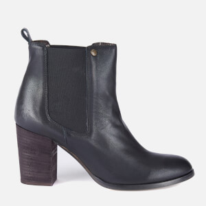 Barbour Women's Valentina Heeled Chelsea Boots - Black