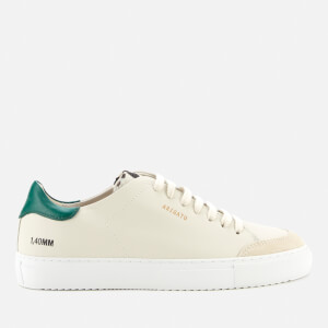 Axel Arigato Women's Clean 90 Triple Animal Leather Cupsole Trainers - Cremino
