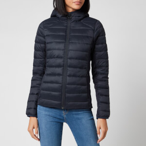 Barbour Women's Murrelet Quilt Jacket - Dark Navy