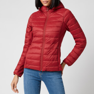 Barbour Women's Murrelet Quilt Jacket - Burnt Red