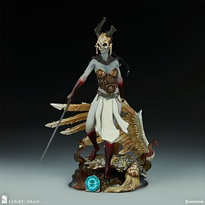 PureArts Court Of The Day - Kier 1:8 Scale Limited Edition PVC Statue
