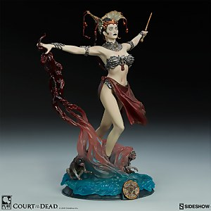 PureArts Court Of The Day - Gethsemoni 1:8 Scale Limited Edition PVC Statue