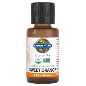 Organic Essential Oil - Orange - 15ml