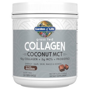 Collagen Coconut MCT - Chocolate - 420g