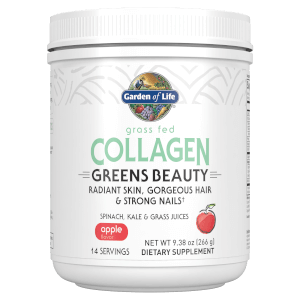 Garden of Life Collagen Greens Beauty - Apple - 266g