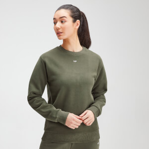 MP Women's Essentials Sweatshirt - Dark Olive