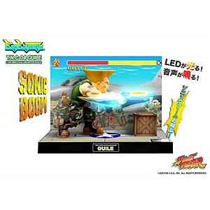 BigBoysToys - Street Fighter T.N.C 04 Guile Figure