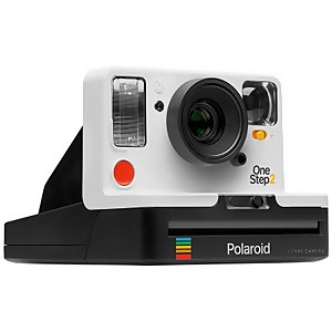 Polaroid Originals OneStep 2 Viewfinder I -Type Analogue Instant Camera - White