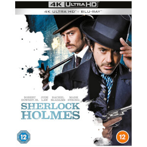 Sherlock Holmes - 4K Ultra HD (Includes 2D Blu-ray)