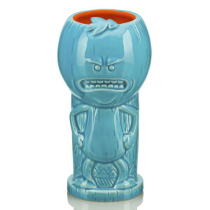 Beeline Creative Rick and Morty Mr. Meeseeks Geeki Tiki